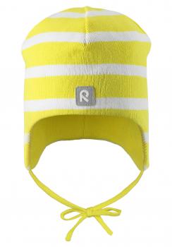 UUS KOLLEKTSIOON Reima müts KIVI 518510, 2371 Sidruni kollane