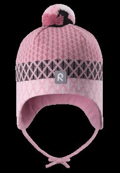 UUS KOLLEKTSIOON Reima müts ULJAS 518531, 4101 Roosa