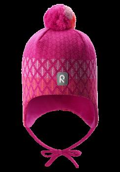 UUS KOLLEKTSIOON Reima müts ULJAS 518531, 4651 Vaarikaroosa