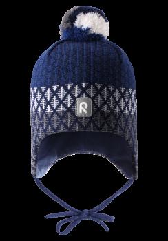 UUS KOLLEKTSIOON Reima müts ULJAS 518531, 6981 tumesinine