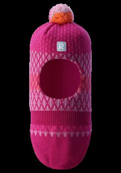 UUS KOLLEKTSIOON Reima talve maskmüts VALTIAS 518532, 4651 Vaarikaroosa