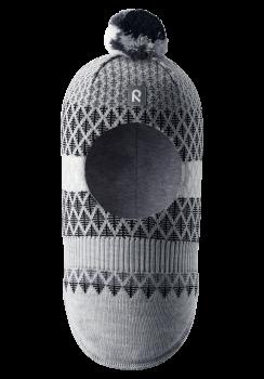 UUS KOLLEKTSIOON Reima talve maskmüts VALITTU 518532R, 9151 Hall/must