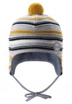 UUS KOLLEKTSIOON Reima müts AINOA 518538, 9151 Hall/must