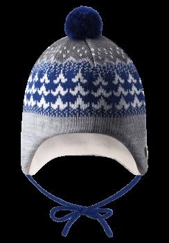 Reima beebimüts TUITTU 518545, 6247 Jäine sinine