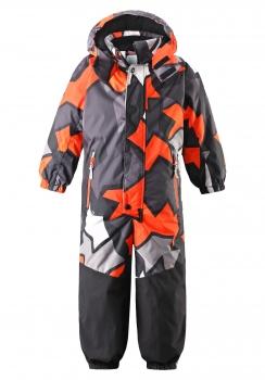 Reimatec® talvekombinesoon KIEKKO 520187B, Punane/must