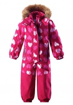 Reimatec® tüdrukute talvekombinesoon OULU 520208, 3561 Tumeroosa