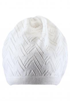 Reima müts BEGNA 528283, 0100 Valge