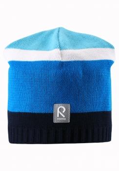 Reima müts DATOLINE 528377, Sinine/tumesinine