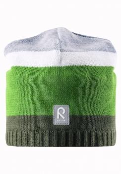 Reima müts DATOLINE 528377, Roheline/Valge