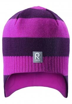 Reima müts LUMULA 528415, Roosa/peedipun.