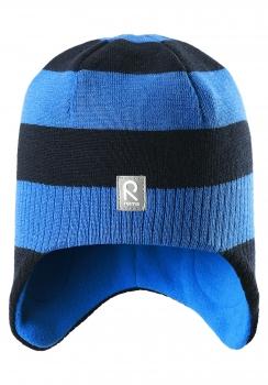 Reima müts LUMULA 528415, Sinine/tumesinine