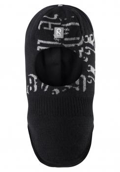 Reima maskmüts TEMPEST 528418, 9990 Must