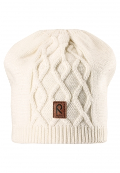 Reima müts SAPARO 528490, White