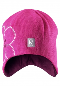 Reima müts MUHKEA 528492, Roosa