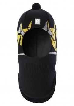Reima maskmüts MULTE 528550R, 9990 Must