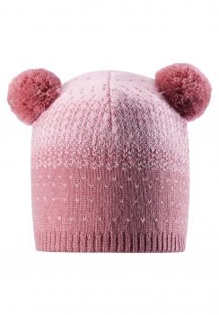 Reima müts SAANA 528551, 4320 Roosa