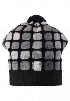 Reima müts KIVIKKO 528552, 9990 Must