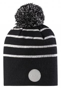 Reima talvemüts YOHO 528609, 9990 Must