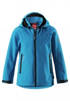 ReimaGO® poiste softshell jakk ZAYAK 531281, 6490 Sinine