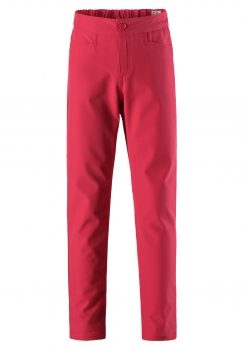 Reima softshell püksid IDOLE 532102, 3360 Maasikapunane