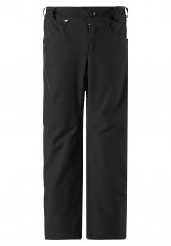 Reima softshell püksid AGERN 532125, 9990 Must