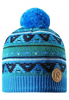 Reima müts NEULANEN 538026, 6490 Sinine