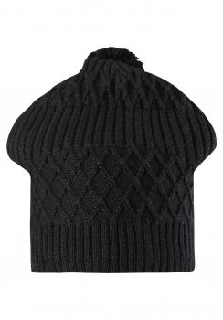 Reima talvemüts MIILA 538042, 9990 Must