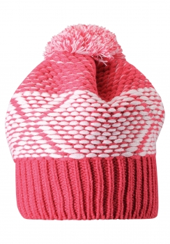 Reima talvemüts MIKKU 538043, 3360 Maasikapunane