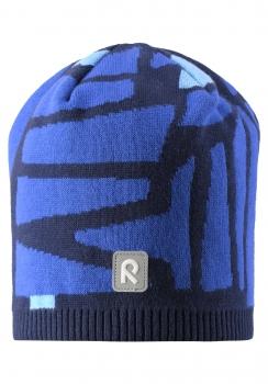 Reima müts LEHTO 538052, 6982 Tumesinine