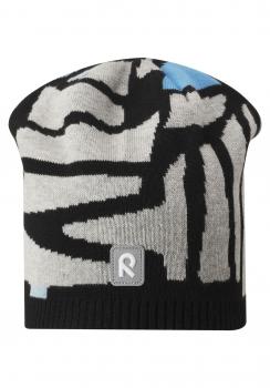 Reima müts LEHTO 538052, 9991 Must