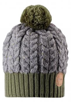 UUS KOLLEKTSIOON Reima müts POHJALA 538077, 8930 Khakiroheline