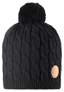 UUS KOLLEKTSIOON Reima müts SPINN 538083, 9990 Must