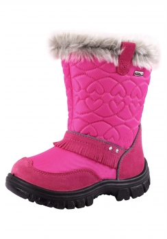 R-tec talvesaapad JOIK 569168, Tume roosa