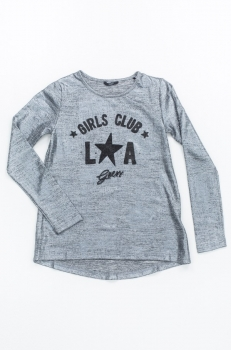 GUESS kids LA džemper, Hõbedane