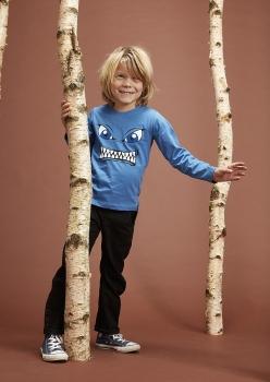 Kids-up poiste püksid 7209080, 0900 Must