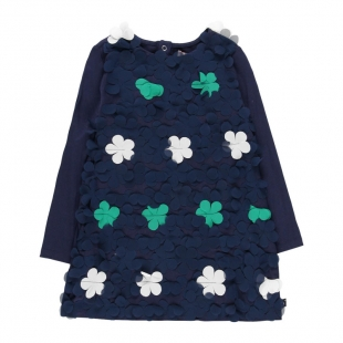 UUS KOLLEKTSIOON Boboli tüdrukute kleit 728085, tumesinine