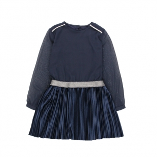 Boboli tüdrukute kleit 728614, tumesinine
