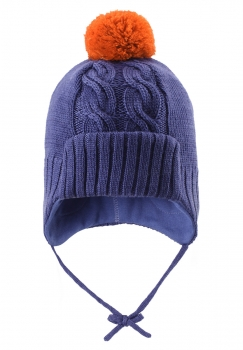Reima müts BLIXT 518322, Sinine