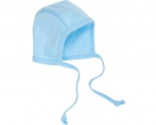 Playshoes puuvillane imikumüts 800850, 17 helesinine