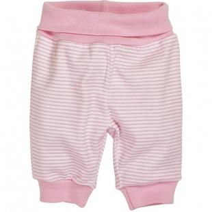Playshoes beebi püksid 800911, 586 valge/h.roosa