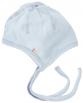 JOHA puuvillane imikumüts 99141, Roosa