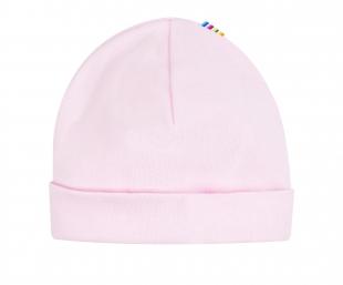 JOHA puuvillane müts 99455, 347 Roosa