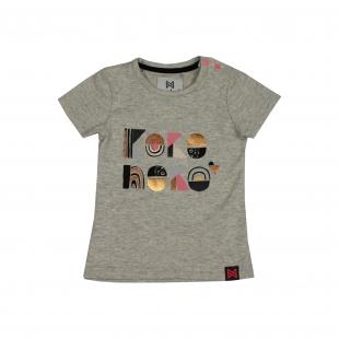 Koko Noko tüdrukute T-särk 37A-30916, Hall