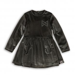 UUS KOLLEKTSIOON Koko Noko tüdrukute kleit 37B-32911, Roheline