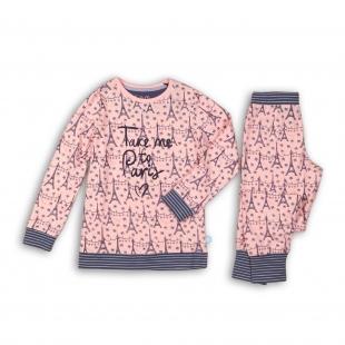 UUS KOLLEKTSIOON Charlie Choe tüdrukute pidžaama 41B-33015B, Roosa