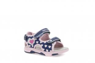 Geoxi´i väikelaste sandaalid MULTY, C0694 t.sinine/roo