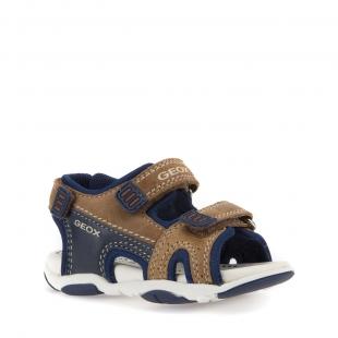 Geox´i väikelaste sandaalid AGASIM, C5GF4 pruun/t.sin.