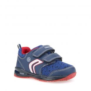 Geox´i väikelaste botased TODO, C0735 t.sinine/pun