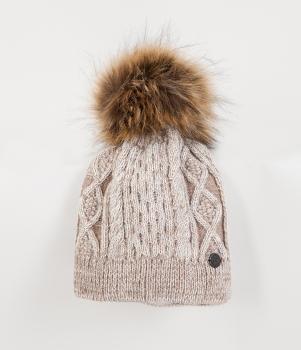 Lee Cooper talvemüts BIANKA, Roosa