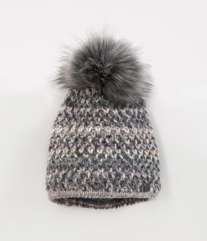 Lee Cooper talvemüts JOLA, Hall/melaanž